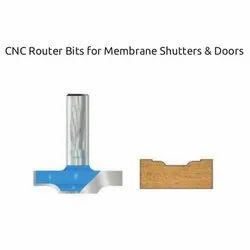 HSS Membrane Shutter And Door CNC Router Bits