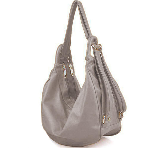 d484fe1a7973 Deal Especial 3 Way Use Girls Stylish Grey Designer Shoulder Bag And  Backpack With Usb Chargi