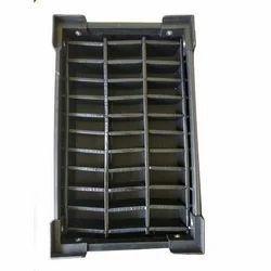 PP Corrugated Partition Conductive Box
