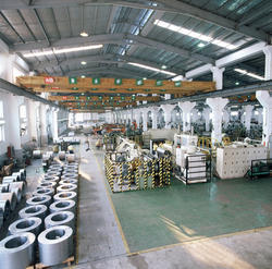 Wire Coil Galvanizing Plant