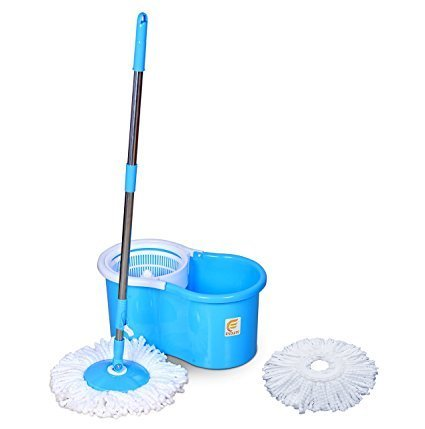 Plastic Mops Spin Mop Manufacturer From Noida