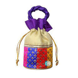 Wedding Party Favor Potli Bags