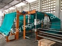 Agro Shade Net Folding Machine