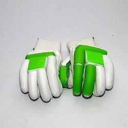 Green Cricket Batting Glove