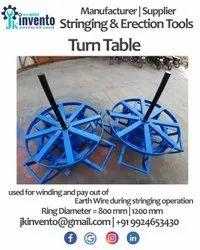 Drum Turn Table