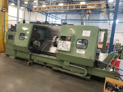 Used and Old CNC Turning Machine Make-Ikeagai