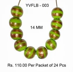 Lampwork Fancy Glass Beads-YVFLB-003