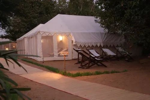 Swiss cottage tent company in India