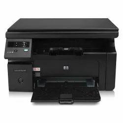 HP LaserJet Pro M1136 Multifunction Printer, Paper Size: A4