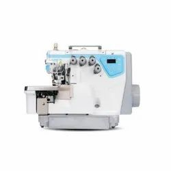 Jack Cast Iron C3-3-02/233 High Speed Automatic Overlock Machine for Industrial, Automation Grade: Semi-Automatic