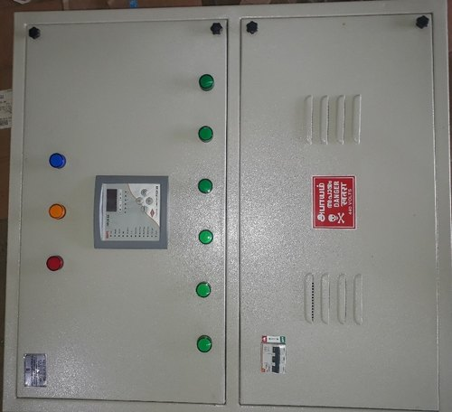 Rectangle 30kvar Automatic power factor panel