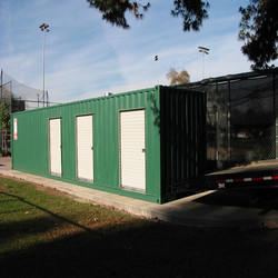 Used Mobile Mini Container