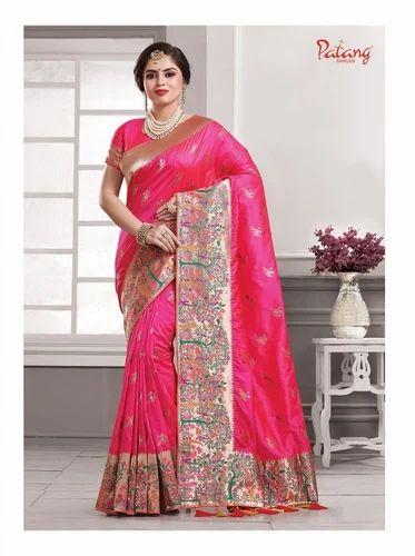 cc3cc181cbe50 PATANG SAREES - Patang Sarees Series 23001-23012 Banarasi Sarees Authorized  Wholesale Dealer from Surat