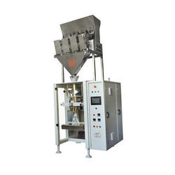 Multi Head Weigh Metric Automatic Pouch Packing Machine