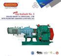 Sugar Cane Crushing Machine Single Mill With Planetary Gear Box