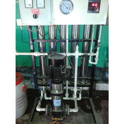 SS dialysis RO Plant