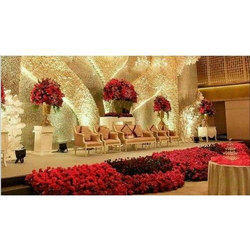Marriage Hall Decoration Service
