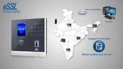 ESSL SILKBIO-101TC Multi Biometric Face Finger Attendance Machine