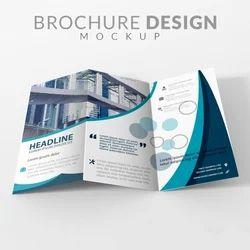 a4 size brochure design ग र फ क ड ज इन सर व स in