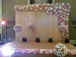 Stage Flower Decoration Services Stage Sajawat Service In Mumbai