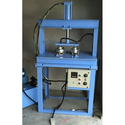 Mild Steel Double Die Paper Dona Making Machine, Voltage: 230 V