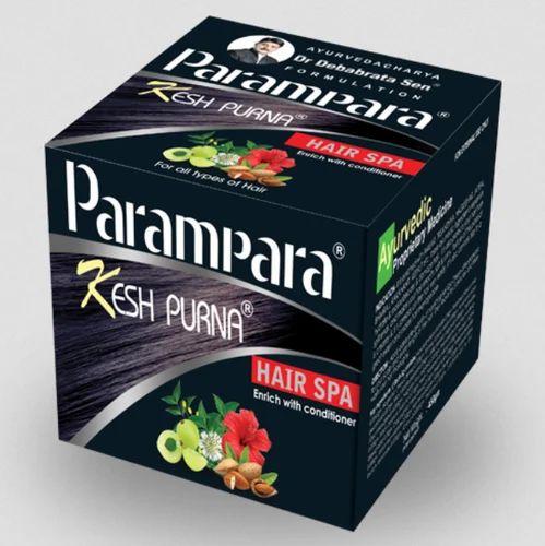 b42f214f8529d Parampara Ayurved Kesh Purna Hair Spa 100gm, Rs 98 /piece | ID ...