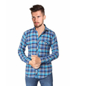 Men's Checks Casual Shirts