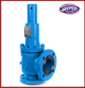 Hyper Valves Screwed Close Bonnet Safety Relief Valve