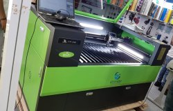 CO2 Laser Engraving Machine, For Digital Fabric