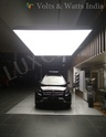 Car Show Room Stretch Ceiling