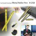 Metal Roller Pen H-218