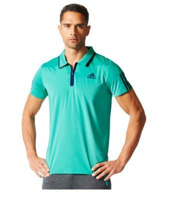 Mens Tennis Barricade Polo Shirt
