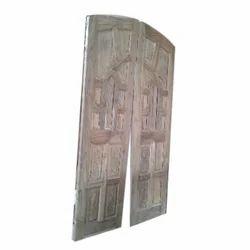 Standard Wooden Double Door