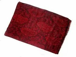 Self Pashmina Men Scarves