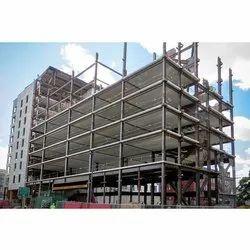 Concrete Frame Structures Commercial Buildings Construction Service