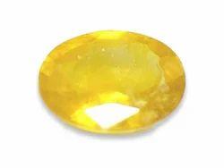 Gemstone Yellow Sapphire