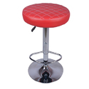 Red Consciente Bar Stool