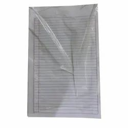 Ruled Paper, Single Line, GSM: 80 - 120