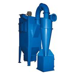 Industrial Cyclone Dust Collection System