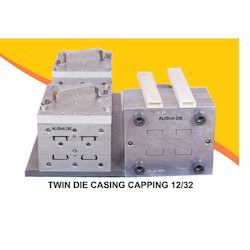 Casing Capping Twin Die