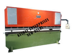 Front Mounted Hydraulic Press Brake