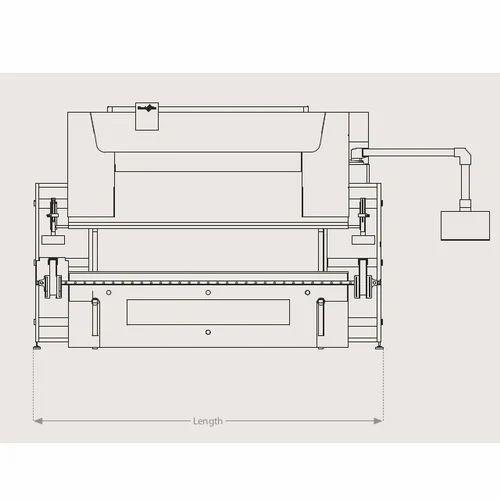 bystronic xact smart 100/3100 press brakes