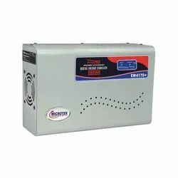 4 KVA Stabilizer (Microtek)  For 1.5 Tr. Air Conditioners