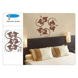 Tiger Lilies Wall Decal