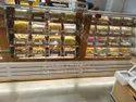 Sweet & Namkeen Display Cases