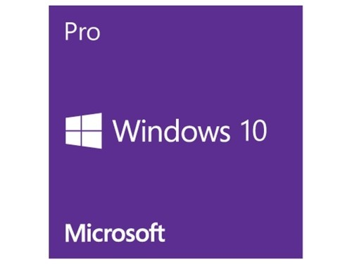 Microsoft Software - Windows 10 Pro Software Paper/Volume