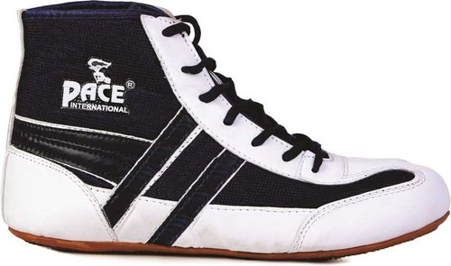Men Navy Blue,White Pace International