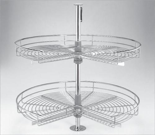 SS Kitchen Carousel Unit