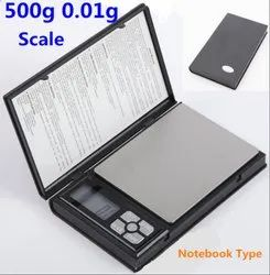 Pocket GSM Scale