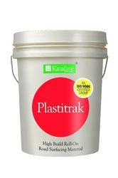 Plastitrek White Plastitrak, Plastic, Packaging Size: Bucket